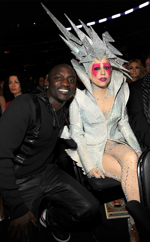 "Akon -  When  Akon  heard Gaga sing shortly after she was signed at Interscope, he was so impressed by her that he convinced chairman  Jimmy Iovine  to enter into a joint deal, allowing her to also sign to his label KonLive Distribution.  ""She's incredible,"" he told  MTV News  in 2009."