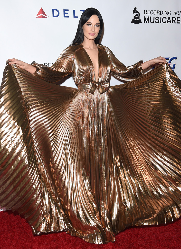 Kacey Musgraves, 2019 MusiCares Person of the Year