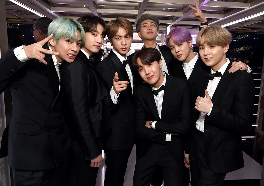 BTS Makes It to the Time 100 List for the Second Year