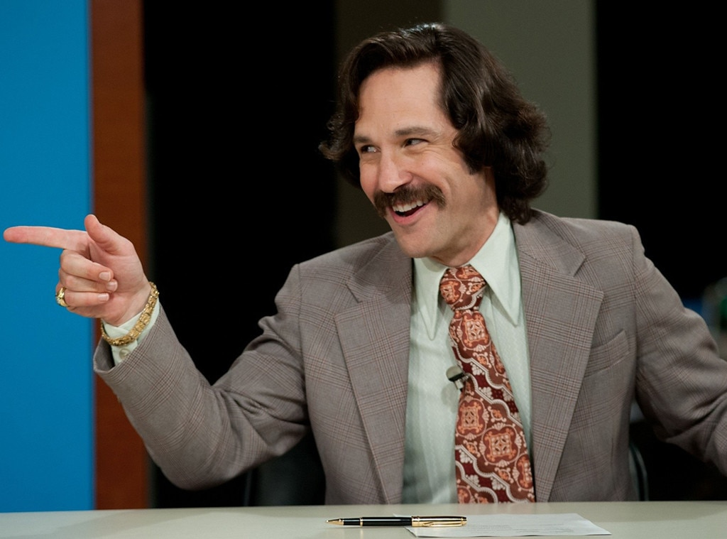 Paul Rudd, Anchorman 2 The Legend Continues