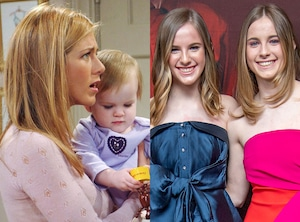 Cali Sheldon, Noelle Sheldon, Friends Child Stars