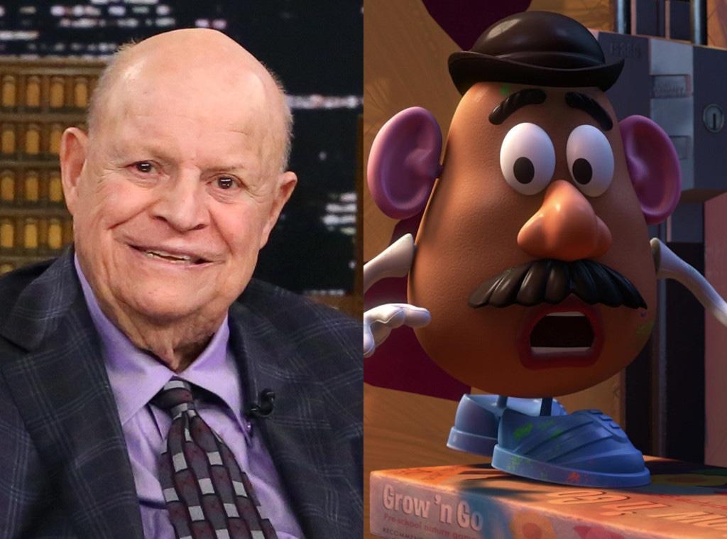 Don Rickles, Mr. Potato Head