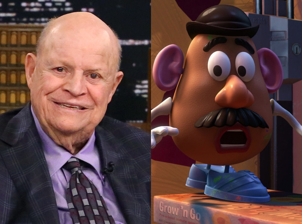 Toy Story 4 To Still Include Don Rickles As Mr Potato Head
