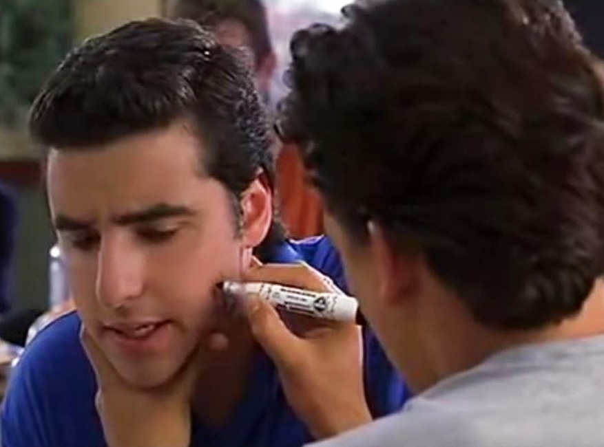 10 Things I Hate About You, Andrew Keegan, David Krumholtz