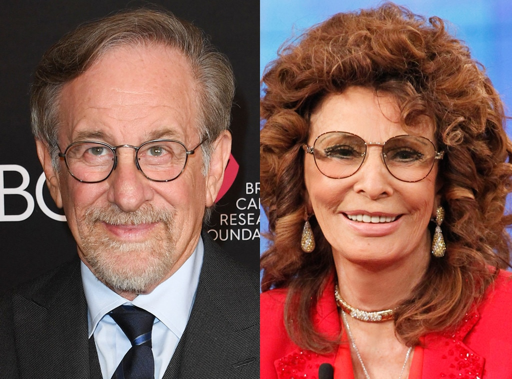 "The Godparents -  Even Drew's godparents were Hollywood royalty. Her godmothers were  Sophia Loren  and  Anna Strasberg , the widow of the ""father of method acting in America,""  Lee Strasberg ."