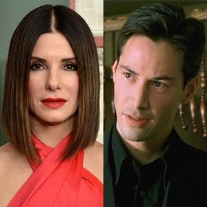 Sandra Bullock, Keanu Reeves