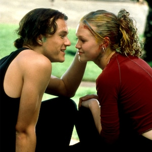 10 Things I Hate About You, Julia Stiles, Heath Ledger
