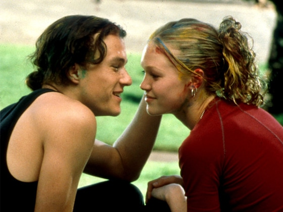 Julia Stiles Reflects on Working With Heath Ledger in <i>10 Things I Hate About You</i>