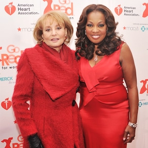 Barbara Walters, Star Jones