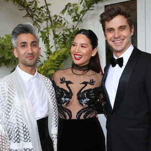 Tan France, Olivia Munn, Antoni Porowski, 2019 GLAAD Media Awards