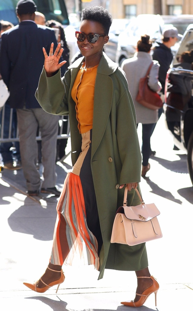 Lupita Nyong'o -  On the move!