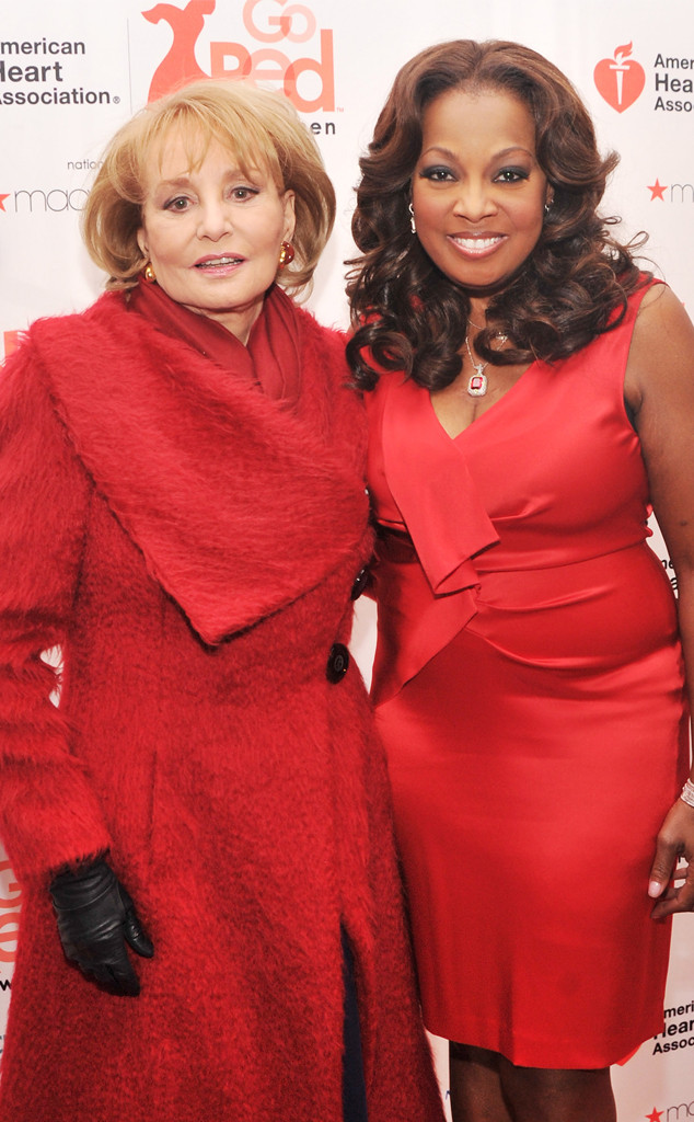 rs 634x1024 190328165433 634 barbara walters star jones.cl.032819 - Superstar Information: Star Jones Addresses Declare That Her Co-Stars on The View Leaked Gastric Bypass Surgical procedure Information