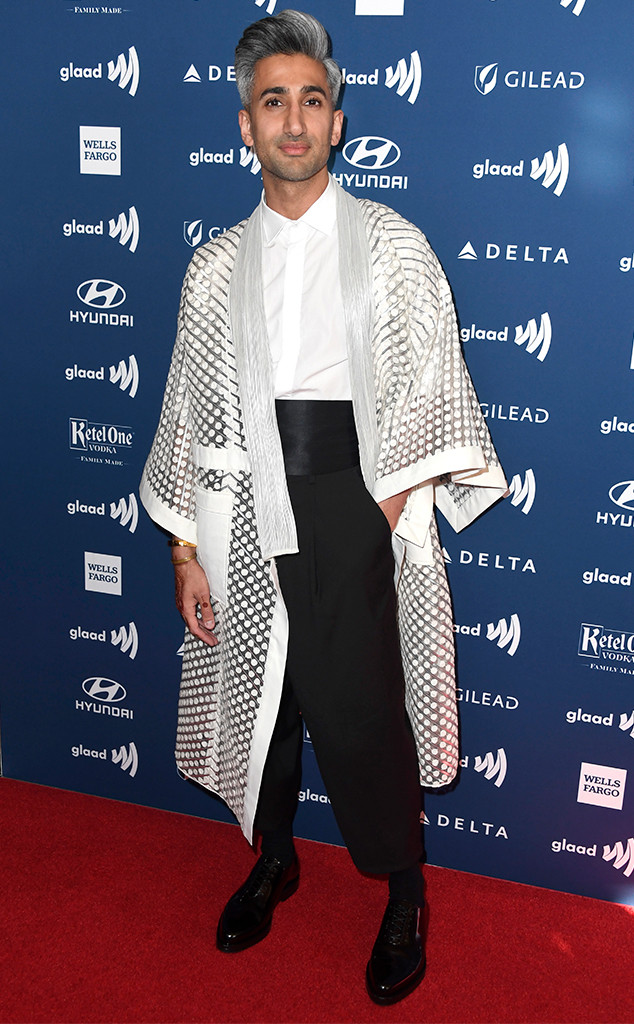 Tan France, 2019 GLAAD Media Awards