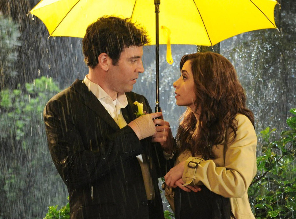 Josh Radnor, Cristin Milioti, How I Met Your Mother