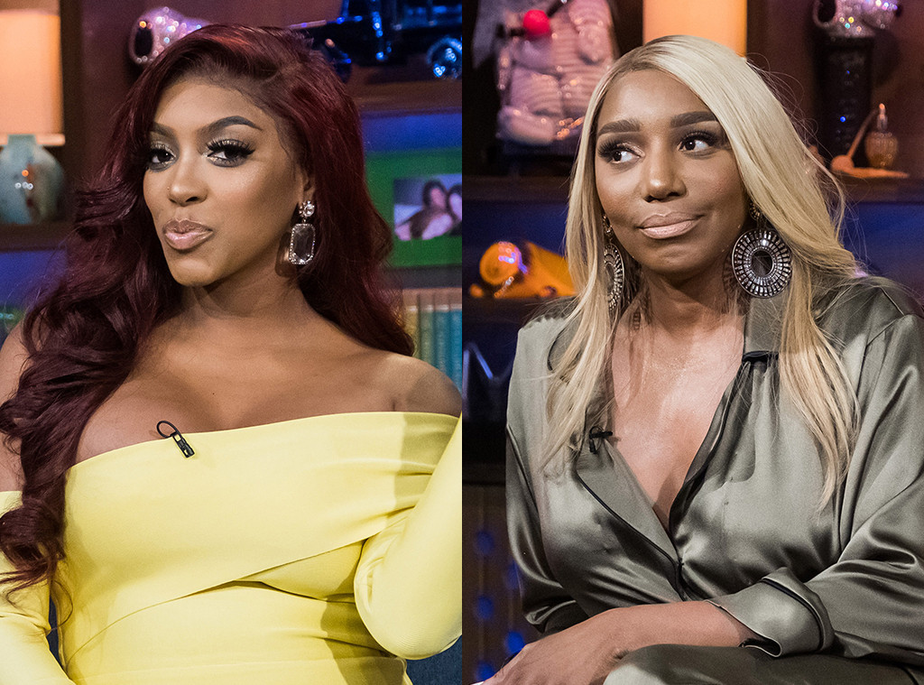 Porsha Williams, NeNe Leakes
