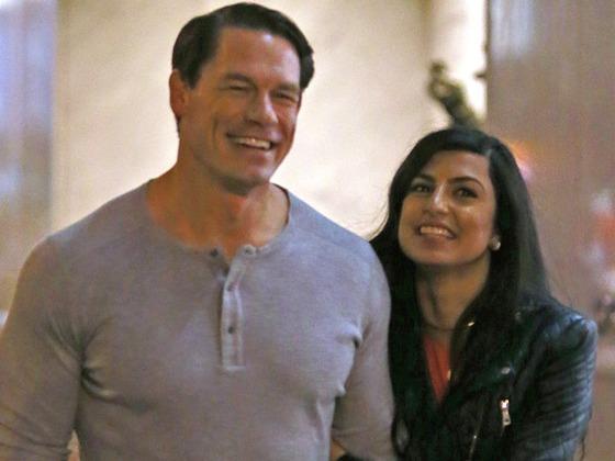 John Cena Enjoys Romantic Date With Shay Shariatzadeh: All the Details