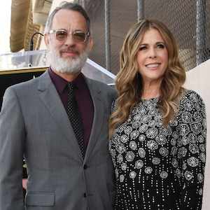 Rita Wilson, Tom Hanks, Hollywood Walk of Fame