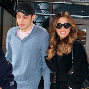 Pete Davidson, Kate Beckinsale