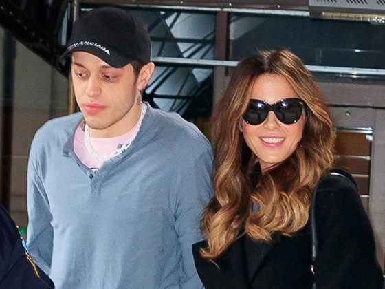 Why Pete Davidson and Kate Beckinsale's ''Casual'' Romance Fizzled Out