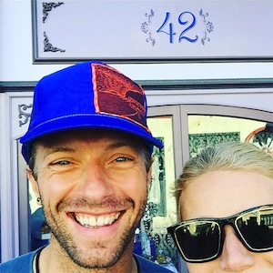 Gwyneth Paltrow, Chris Martin, Birthday, Instagram