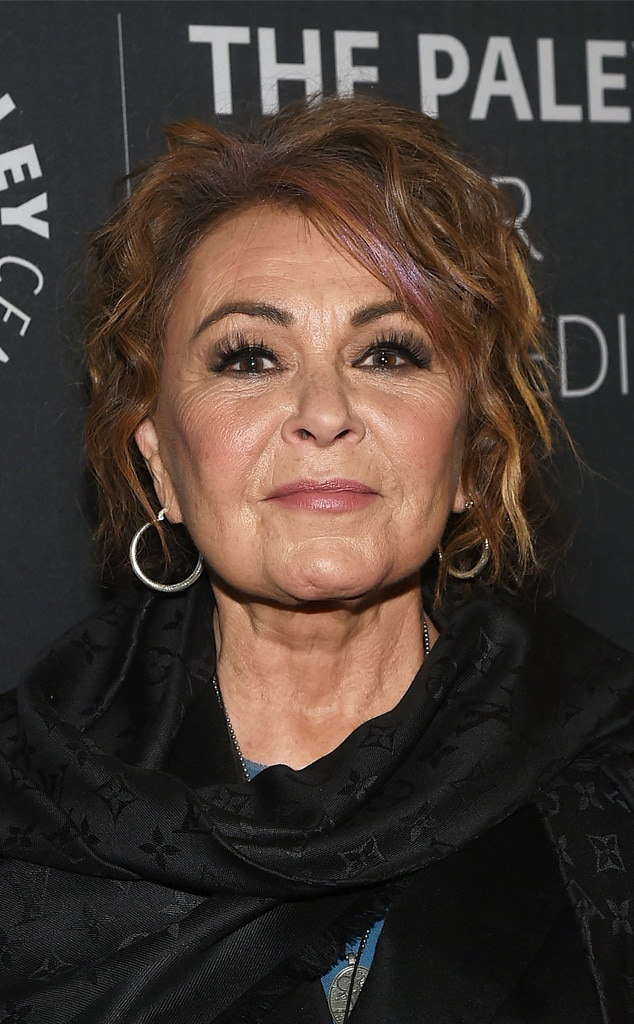 Roseanne Barr conners