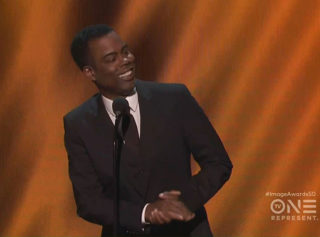 Chris Rock, NAACP Image Awards