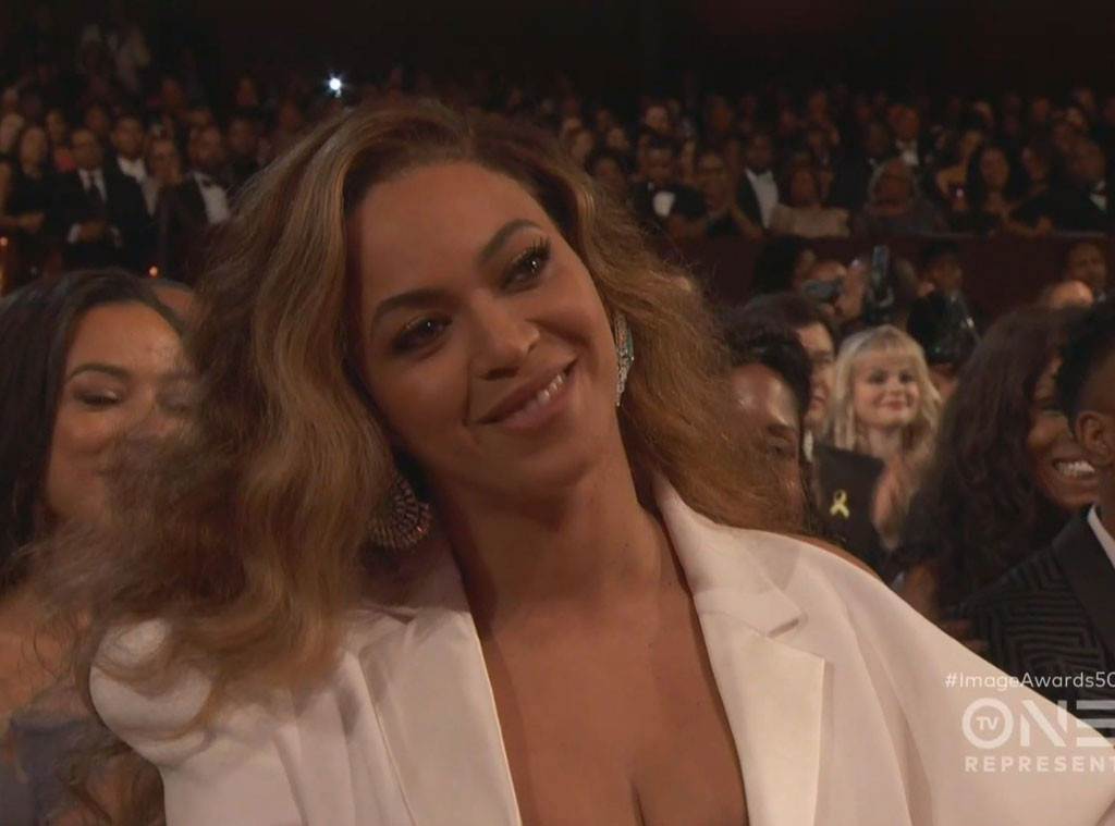 Beyonce, NAACP Image Awards