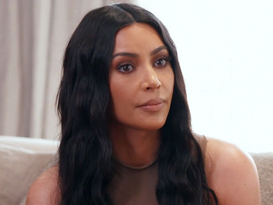 Kim Kardashian Says She'd ''Never'' Abuse Her ''Privilege'' to Get Her Kids Into College