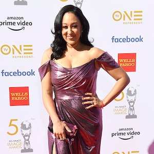 Tamera Mowry, 50th NAACP Image Awards, NAACP awards, arrivals
