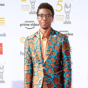 Chadwick Boseman, 50th NAACP Image Awards, NAACP awards, arrivals