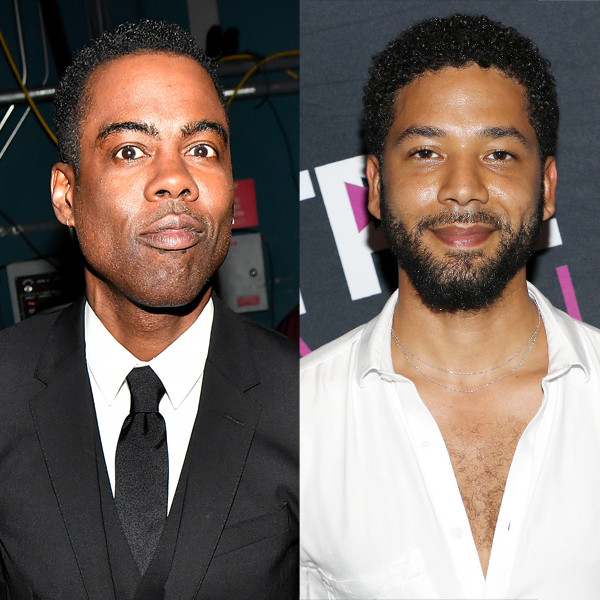 Chris Rock, Jussie Smollett