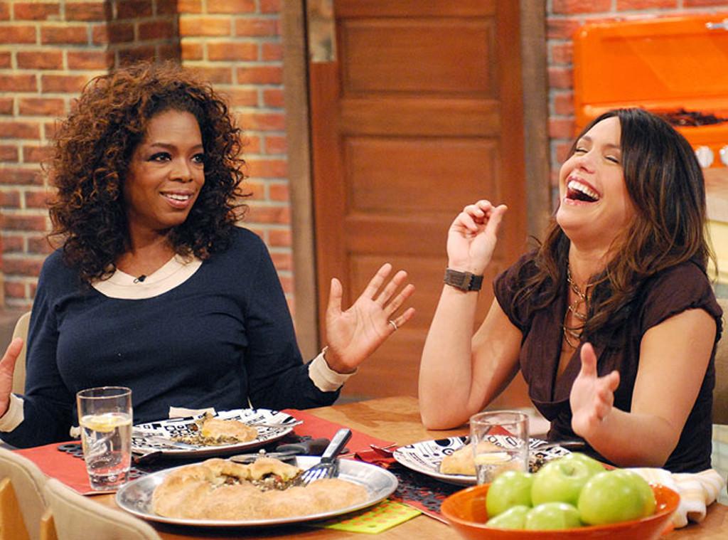 Rachael Ray, Oprah Winfrey, 2007