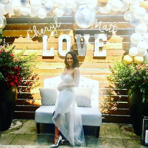 Cheryl Burke, Bridal Shower