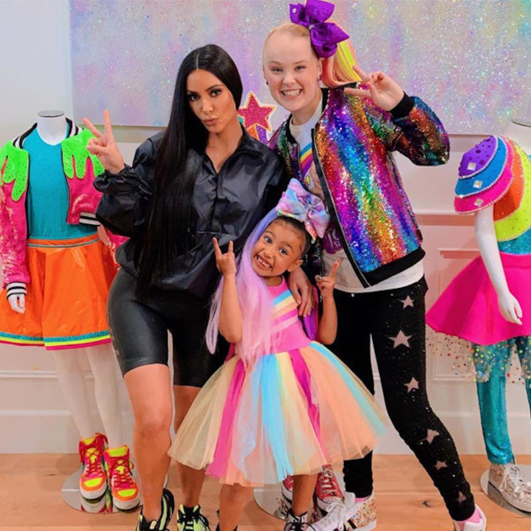 Kim Kardashian, Jojo Siwa to Appear at 2021 Kids' Choice ...