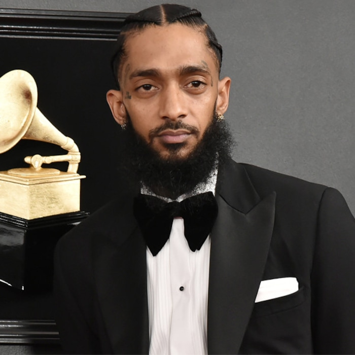 Stars And Fans Celebrate The Life Of Nipsey Hussle At Memorial Service