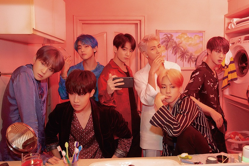 BTS, Map of the Soul: Persona