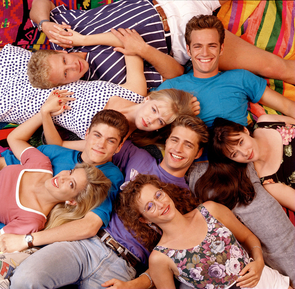 Beverly Hills, 90210, Cast
