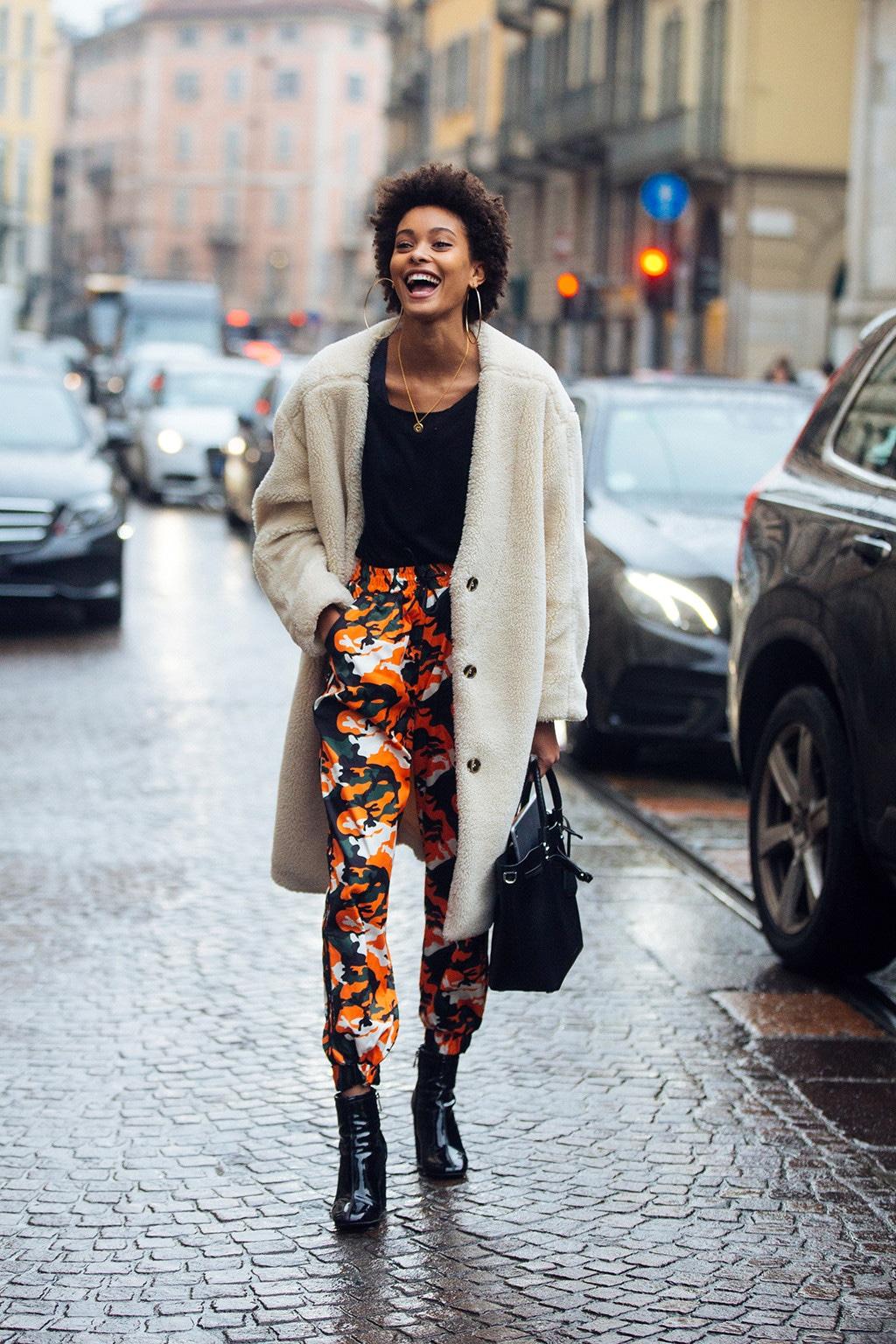 Samile Bermannelli, Street Style FW18