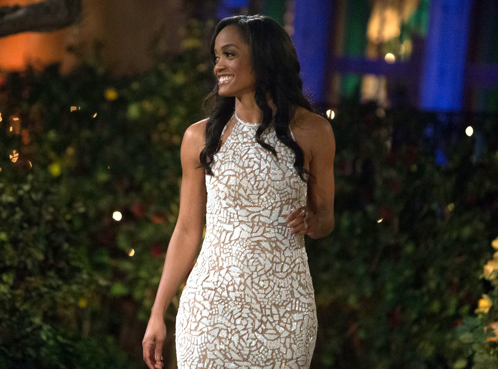 5d8aadbf733 Rachel Lindsay Dishes on Wedding Planning and Her Picks for the Next  Bachelorette