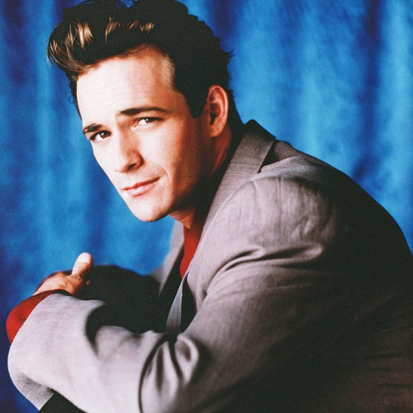 How Beverly Hills 90210 Made Luke Perry A Brooding