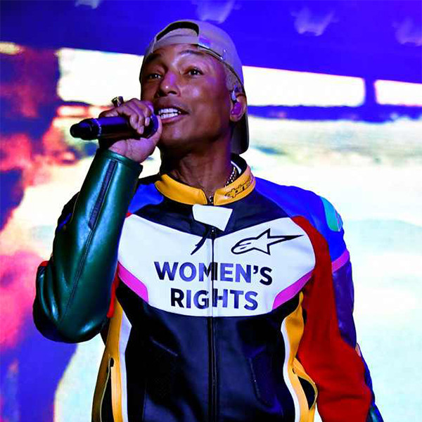 """Pharrell Williams Realized There Is """"a Chauvinist Culture"""" After """"Blurred Lines"""""""