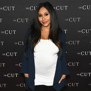 Nicole Polizzi, Snooki, The Cut's How I Get It Done Event 2019
