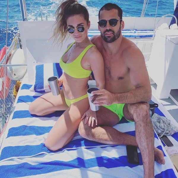 Jessie James Decker, Eric Decker