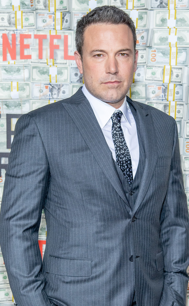 Ben Affleck Opens Up About Alcoholism and His Famous ...