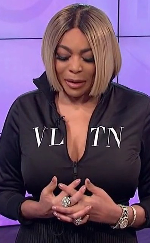 wendy williams addresses husband's cheating rumors during