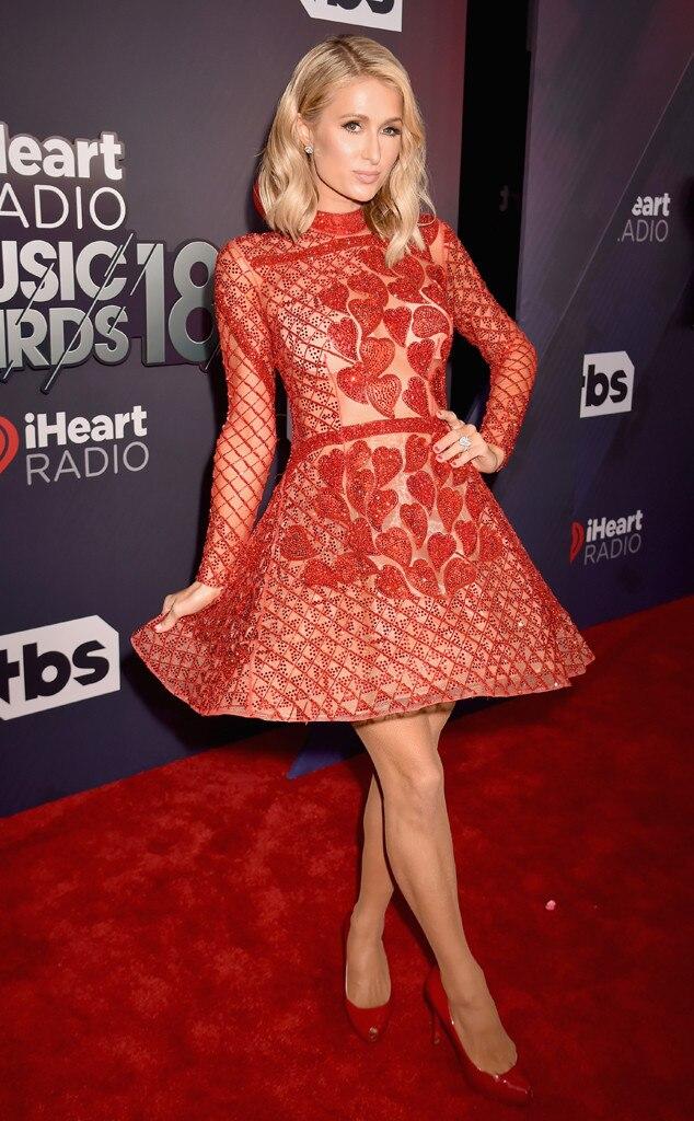 Paris Hilton -  Queen of hearts!