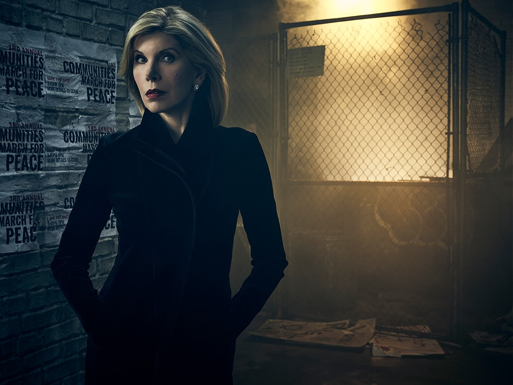 Diane Lockhart -  Christine Baranski returns for her 10th season as Diane Lockhart. She's still struggling with the reality that Donald Trump is president, working on her marriage and just trying to keep it all together in a crazy world.