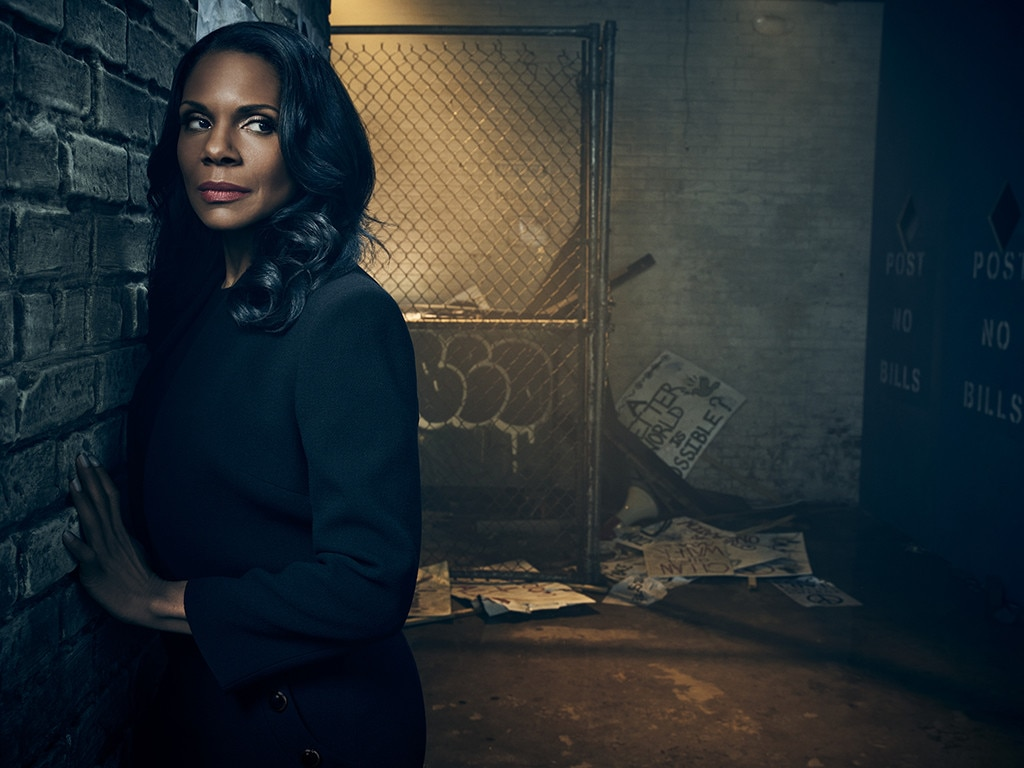 Liz Reddick-Lawrence -  Audra McDonald's character contends with scandal, both personal and professional, in the new season.
