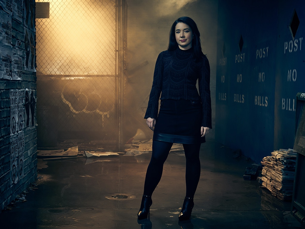 Marissa Gold -  Now an investigator at the firm, Sarah Steele's character takes on even more responsibilities in the new season.
