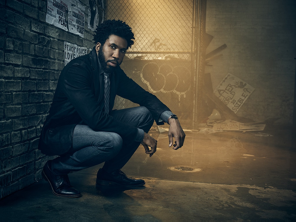 Jay Dipersia -  After his character beat deportation, Nyambi Nyambi's character returns as the firm's first investigator.